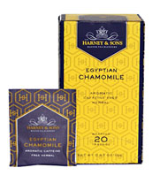 Egyptian Chamomile Hot Tea