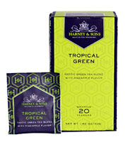 Tropical Green Hot Tea