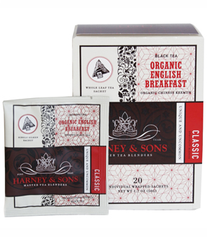 English Breakfast Wrapped Sachets